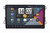 Штатная автомагнитола с GPS навигацией для автомобилей VW Passat (2008-2014) Android 5.0.1