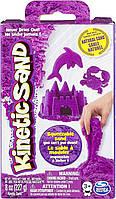 Песок для детского творчества Neon, Kinetic Sand & Kinetic Rock (71423P) Фиолетовый