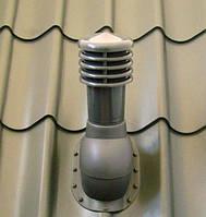 Вентиляционный выход ХОЛОДНЫЙ для металлочерепицы профиля Монтерей  110 мм