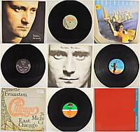 Виниловые пластинки: Genesis.Supertramp и др.Европа