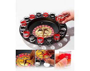 Игра Алкогольная Рулетка Smartlife Pro (16 рюмок) 066-p
