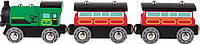 Пассажирский поезд из 3 вагонов Hape (E3719)