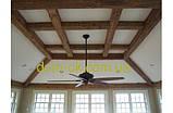 Балка из полиуретана DecoWood Модерн ED 106  classic темная 12х12/ длина 4м, фото 2