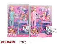 Кукла 30см доктор кор.32,5*6*22