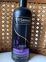 Восстанавливающий защитный шампунь TRESemme Damage Protect Shampoo