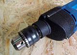 Дрель электрическая ударная VORSKLA ПМЗ 1150, фото 6