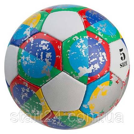 Мяч футбольный Grippy Ronex AD/Nation, фото 2