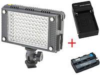 Cветодиодный накамерный свет F&V Z-96 (Оригинал) LED Video Light - Sony, Panasonic, Canon (Z-96)