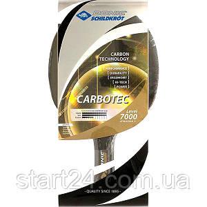 Ракетка для настольного тенниса Donic Carbotec 7000, карбоновое основание