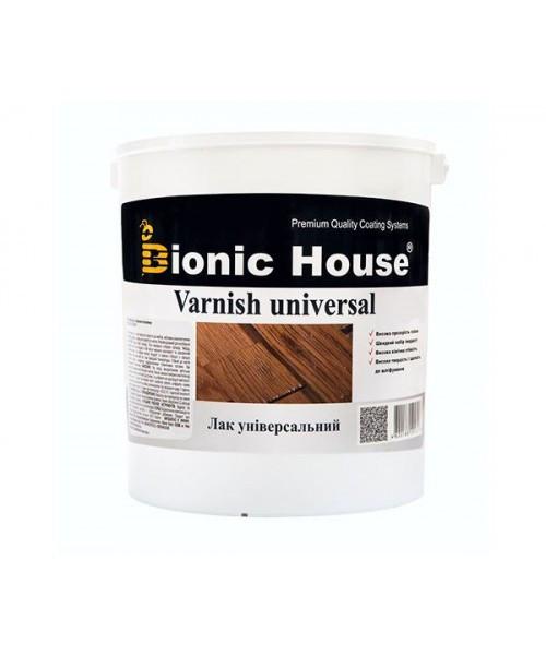 Лак Универсальный Bionic-House (Лак на основе акрил-стирольного сополимера) 10л