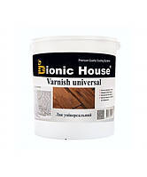 Лак Універсальний Bionic-House (Лак на основі акрил-стирольного сополімеру) 10л
