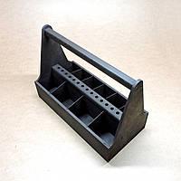 Ящик для инструмента Барселона чёрный