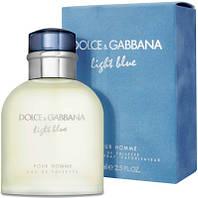 Light Blue pour Homme Dolce&Gabbana  (Лайт Блю Пур Хом Дольче Габбана)  125мл