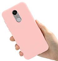 Чехол Style для Xiaomi Redmi Note 4X / Note 4 Global Version Бампер силиконовый Кремовый