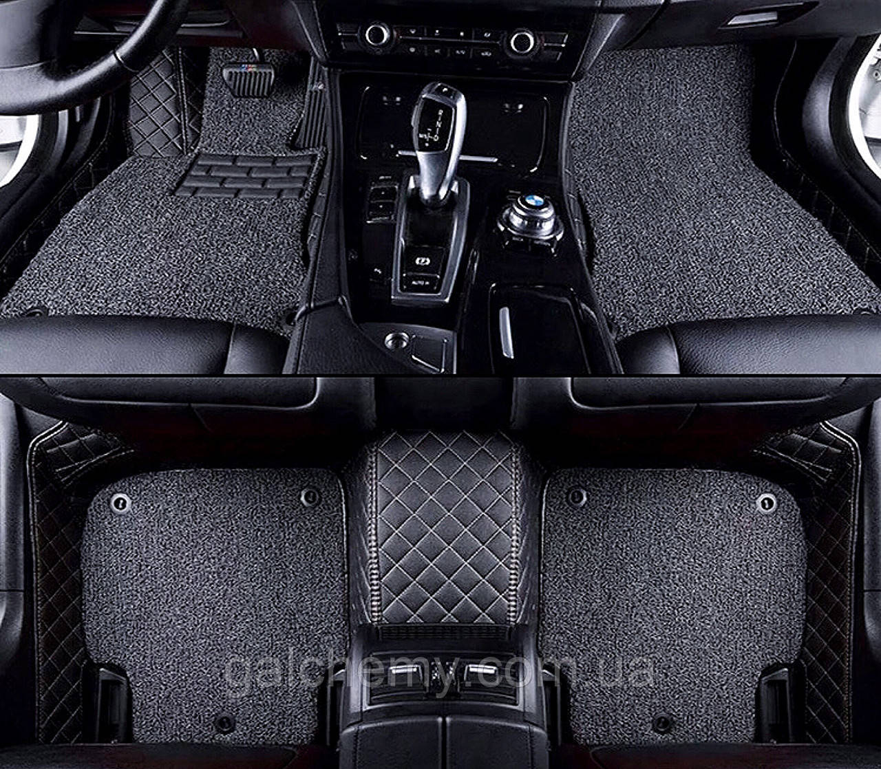 Коврики Комплект Салон Volkswagen Passat B7