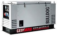 Трехфазный дизельный генератор Genmac Bulldog G21LSM AVR (21 кВа)