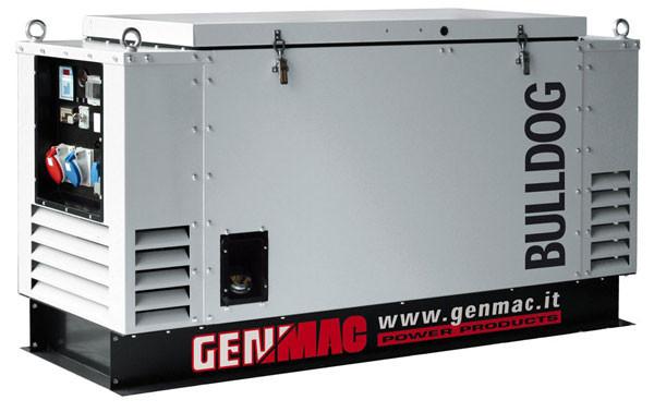 ⚡Genmac Bulldog G26LSM AVR (28 кВа)