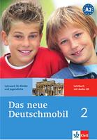 Das neue Deutschmobil 2. Підручник. Немецкий язык