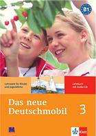 Das neue Deutschmobil 3. Підручник. Немецкий язык (Німецька мова)