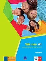 Wir neu A1 Arbeitsbuch. Немецкий язык