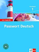 Passwort Deutsch 1. Підручник з 2 аудіо-CD. Немецкий язык