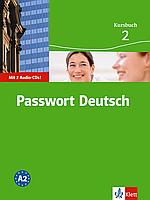 Passwort Deutsch 2. Підручник + 2 аудіо-CD. Немецкий язык (Німецька мова)