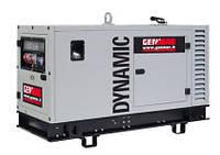 Трехфазный дизельный генератор Genmac Dynamic G20PSM (22 кВа)