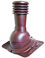Вентиляційний вихід ХОЛОДНИЙ для металочерепиці УНІВЕРСАЛЬНИЙ 125 мм, фото 1