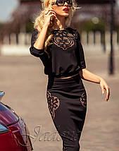 Стильный женский костюм   Donatella jd, фото 3