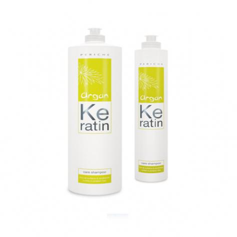 Шампунь очищающий для процедуры выпрямления волос Argan Keratin 250 мл, фото 2