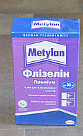Клей для флезелиновых обоев  Флезелин Премиум Metylan 250 г