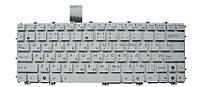 Клавиатура для ноутбука ASUS (EeePC: 1011, 1015, 1016, 1018 series), rus, white, без фрейма