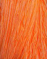 Карачаевская пряжа (оранжевый), пасмо