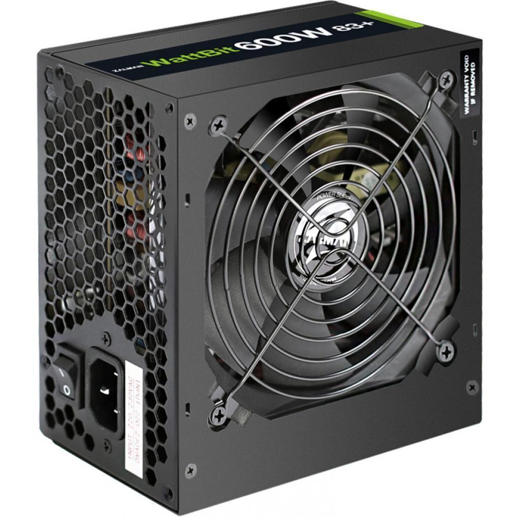 Блок питания Zalman 600W (ZM600 XE)