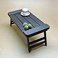 Столик-поднос для завтрака Огайо венге