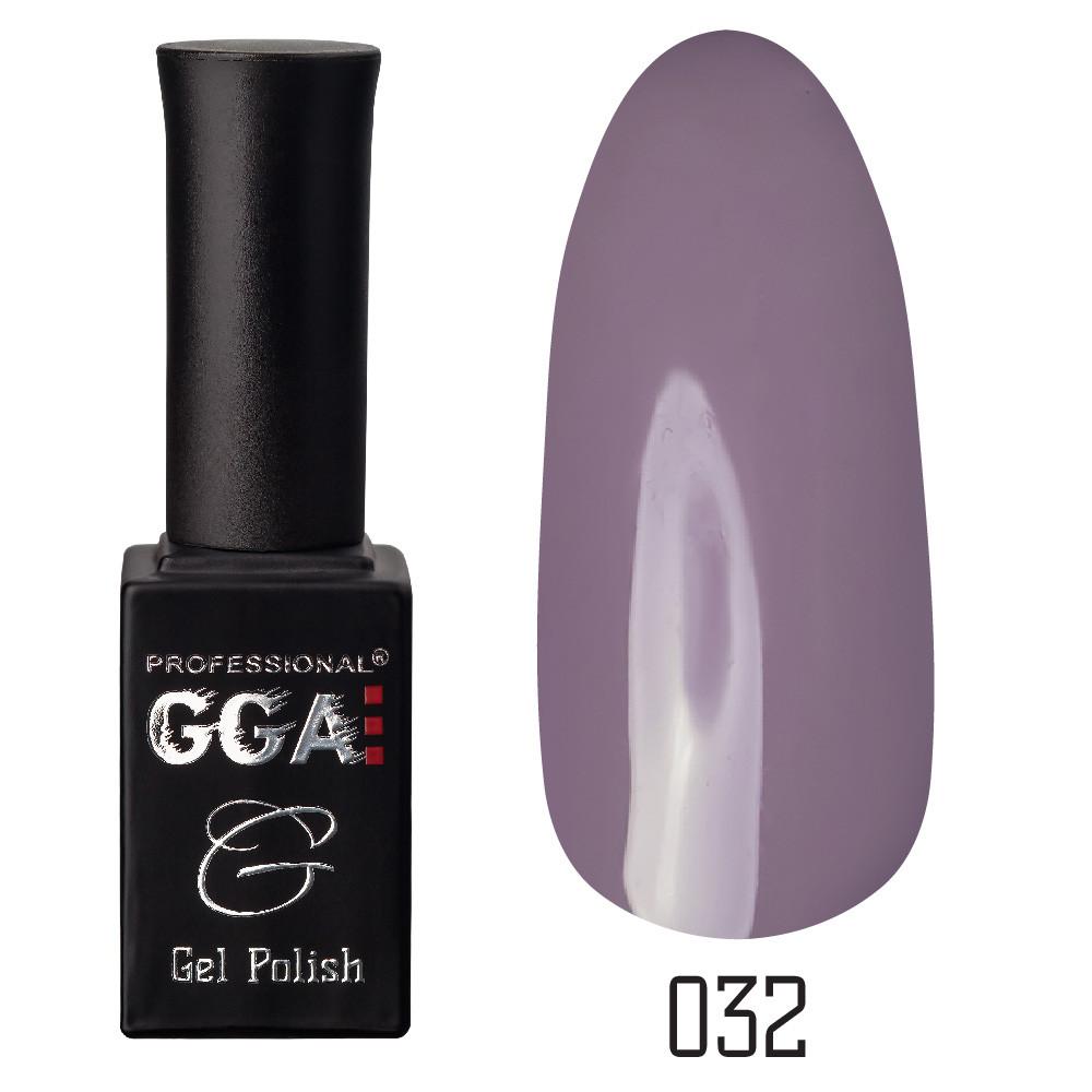 Гель лак GGA  Professional № 032