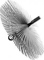 Щётка (ёрш) из плоского провода 200 мм.