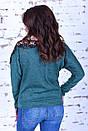 Женская кофта из ангори Еленина №2821, фото 2