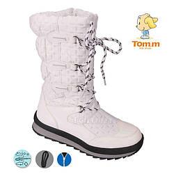 Високі дутики-чоботи для дівчаток, Tom.M розміри: 34
