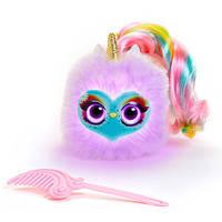 Pomsies Lumies Интерактивная игрушка-хамелеон Sparkle Rush