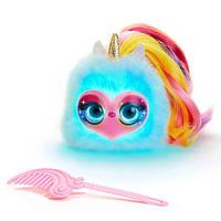 Pomsies Lumies Интерактивная игрушка-хамелеон Pixie Pop