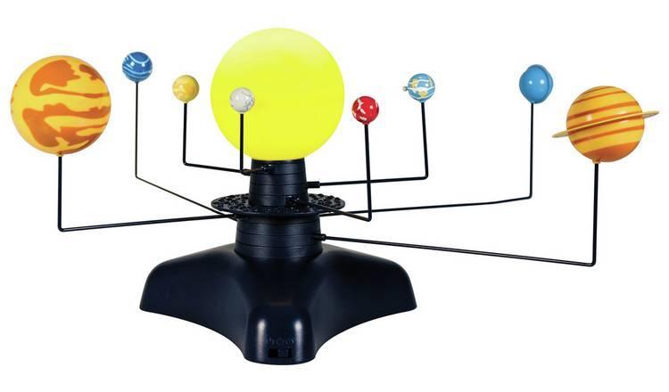 Моторизированная демонстрационная модель «Солнечная система». Теллурий Learning resources