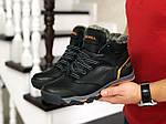 Мужские зимние кроссовки Merrell (черные), фото 2