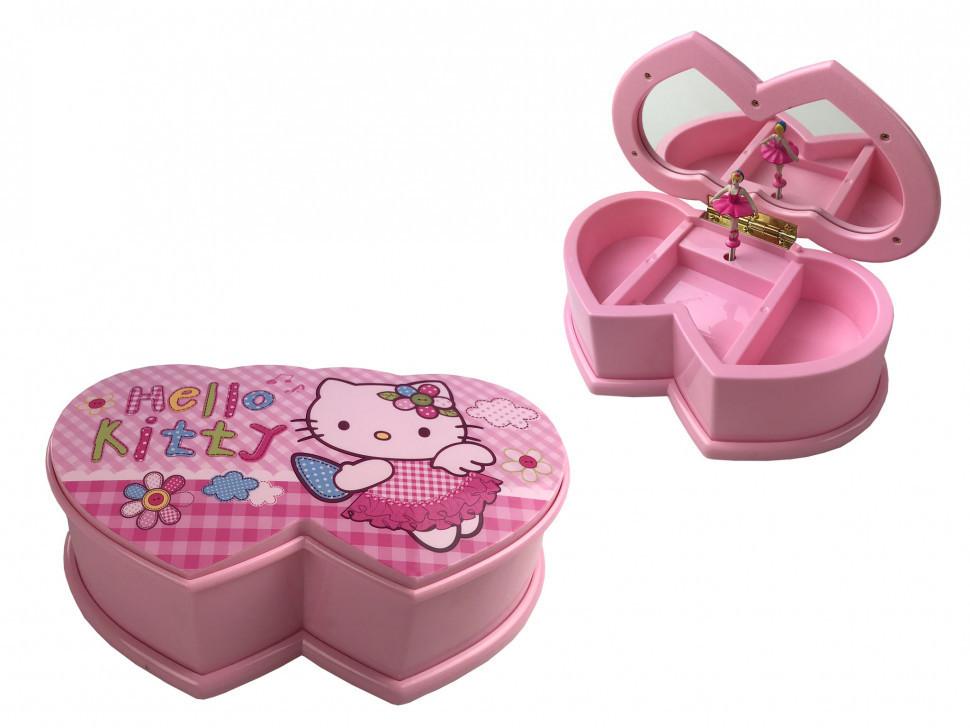 Детская музыкальная шкатулка 8001-1 (Hello Kitty) (HelloKitty(1))