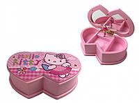 Детская музыкальная шкатулка 8001-1 (Hello Kitty) (HelloKitty(1)), фото 1