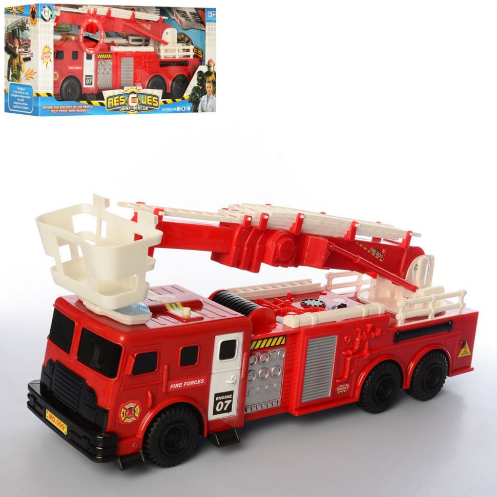 Игрушка для мальчика Пожарная машина 999B-14B