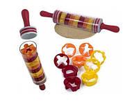Скалка с формами для теста Roll and Store Pin 92-872180