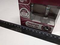 Лампа General Electric H7 12V 55W Megalight Ultra  +90% (58520SXU.2D) пара
