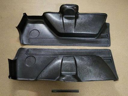 Обивка багажника ВАЗ 2121, Сызрань (2 части), пластик