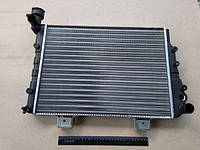 Радиатор охлаждения ВАЗ 2107 алюм., ДААЗ  (гарантия - до установки)